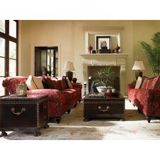 <strong>Tommy Bahama Home</strong> Royal Kahala Coffee Table Set
