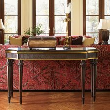 <strong>Tommy Bahama Home</strong> Royal Kahala Banyon Tree Console Table