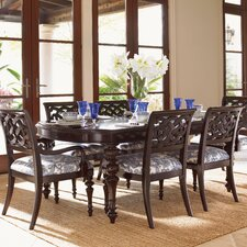 Royal Kahala Islands Edge Dining Table