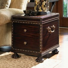 <strong>Tommy Bahama Home</strong> Royal Kahala Sunset Cay End Table