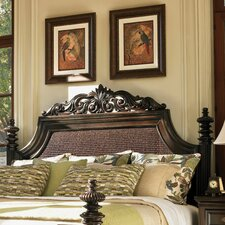 <strong>Tommy Bahama Home</strong> Royal Kahala Panel Headboard