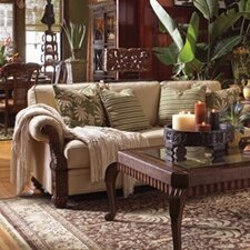 <strong>Tommy Bahama Home</strong> Tommy Bahama Home Benoa Harbour Loose Back Sofa