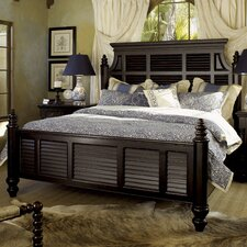Kingstown Malabar Panel Bedroom Collection