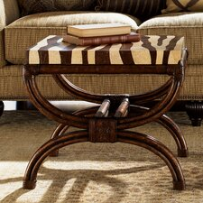 <strong>Tommy Bahama Home</strong> Royal Kahala Striped Delight Coffee Table