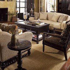 <strong>Tommy Bahama Home</strong> Kingstown Explorer Coffee Table Set