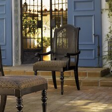 Kingstown Isla Verde Leather Side Chair