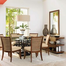 <strong>Tommy Bahama Home</strong> Palais Royale 7 Piece Dining Set