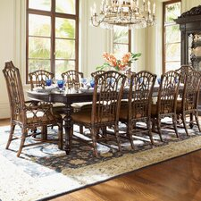 <strong>Tommy Bahama Home</strong> Royal Kahala 11 Piece Dining Set