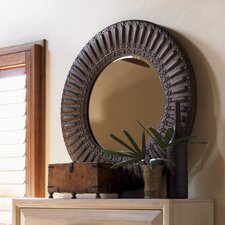 <strong>Tommy Bahama Home</strong> Road to Canberra Carrington Mirror