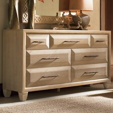 <strong>Tommy Bahama Home</strong> Road to Canberra Atherton 7 Drawer Dresser