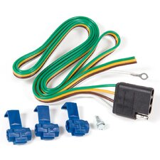 "48"" Flat 4 Vehicle Wiring Kit"