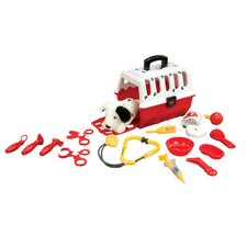 Dalmation Vet Kit Toy