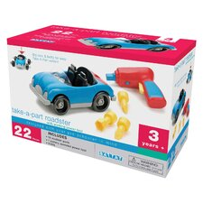 Take Apart Roadster Car Model Kit