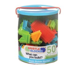 Bristle Blocks Bucket Toy