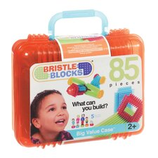 Bristle Blocks Set Toy (85 Pieces)