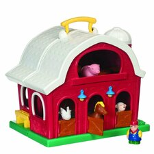 Farm House Toy