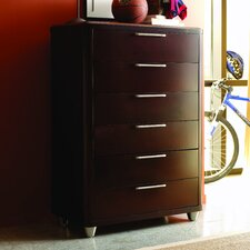 <strong>Opus Designs</strong> Aura 6-Drawer Chest