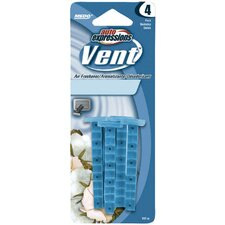 4 Count Outdoor Breeze Vent Clip Air Freshener