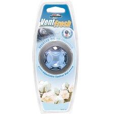 Vanilla Vent Fresh Air Freshener (Set of 4)
