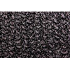 Maca Charcoal Area Rug