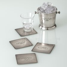 Entertaining Coasters (Set of 4)