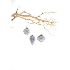3 Piece Genoa Ornaments Set