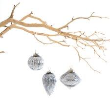 3 Piece Genoa Ornaments Set