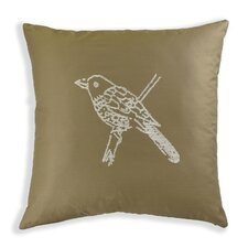 Caroline Embroidered Square Pillow