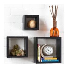 Wall Cube (Set of 3)