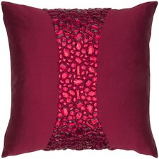 Crystal Square Silk Pillow