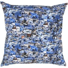 <strong>India's Heritage</strong> Jodhpur Print Pillow