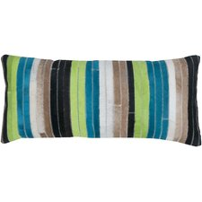 Patchwork Leather Pillow