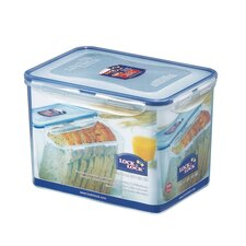 3.9 litre Rectangular Food Container