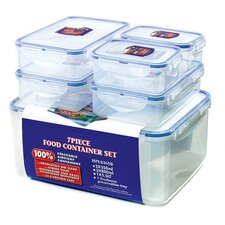 6 Piece Food Container Set