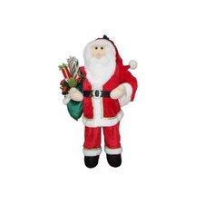 Traditional Santa Christmas Decoration