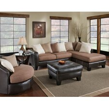 Burke 2 Piece Sectional