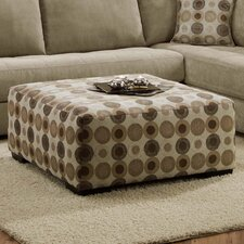 York Accent Cocktail Ottoman