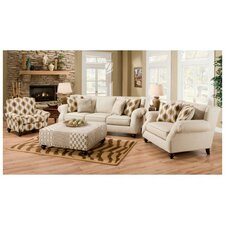 Hazel Living Room Collection