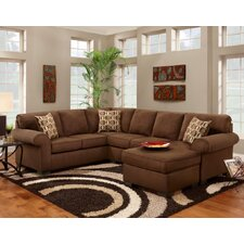 Adams Sleeper Sectional