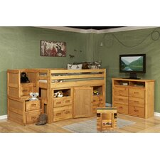 Twin Loft Bedroom Collection