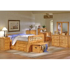 <strong>Chelsea Home</strong> Full Slat Bedroom Collection