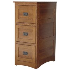 Brookdale 3-Drawer File Cabinet