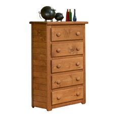 <strong>Chelsea Home</strong> 5 Drawer Chest