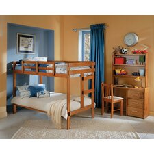 <strong>Chelsea Home</strong> Twin over Twin Standard Bunk Bed
