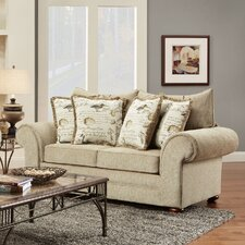 <strong>Chelsea Home</strong> Amy Loveseat