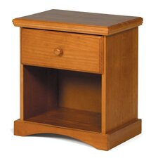<strong>Chelsea Home</strong> 1 Drawer Nightstand
