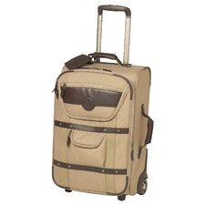 "Kontiki 22"" Expandable Suitcase"