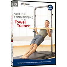 <strong>CORE</strong> Athletic Conditioning on the Tower Trainer DVD