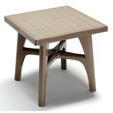 Quadramax Square Plastic Side Table