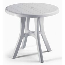 Pol Round Plastic Bistro Table